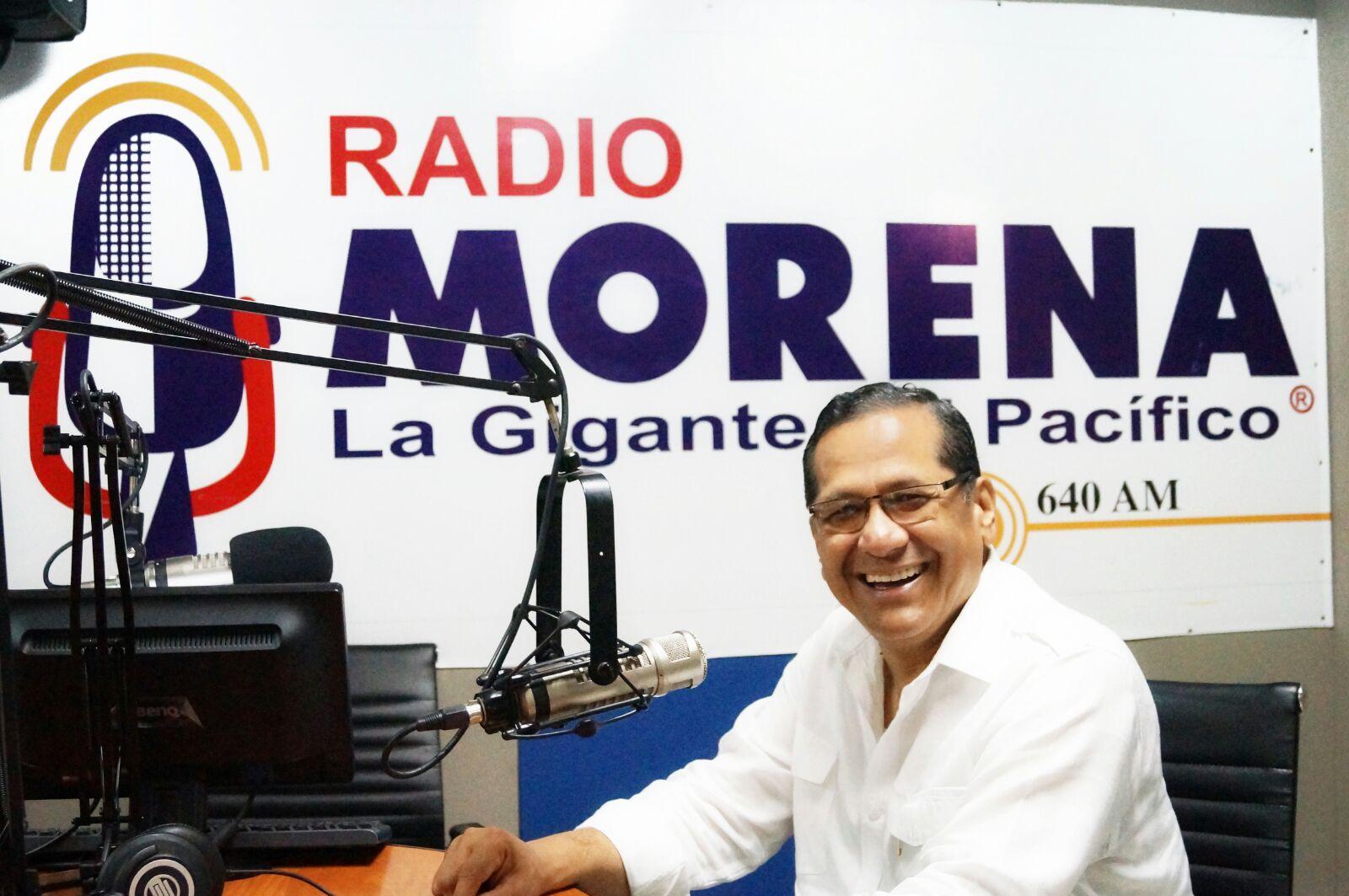 Ab. Luis Almeida, Director General