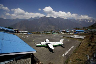 avion de nepal